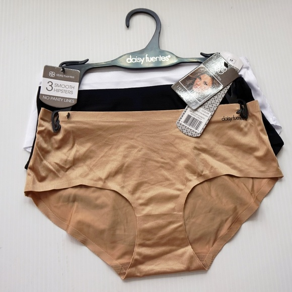 670b109ae9b2d SMOOTH HIPSTERS NO PANTY LINES Pack Of 3. Boutique. Daisy Fuentes